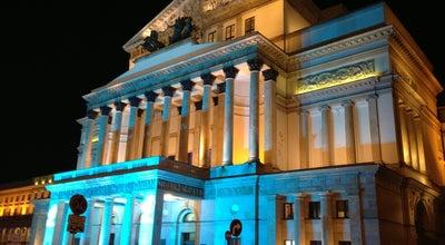 Photo of Opera House Teatr Wielki Opera Narodowa at Pl. Teatralny 1, Warszawa 00-950, Poland