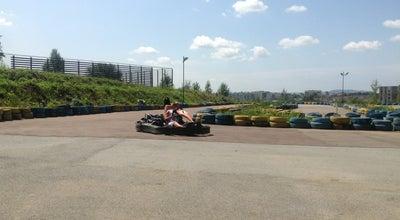 "Photo of Go Kart Track Картинг Клуб ""Под небом голубым"" at Вулиця Воробкевича, Chernivtsi 58000, Ukraine"