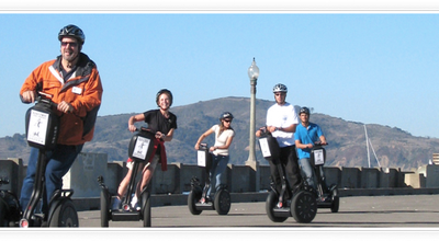 Photo of Tourist Attraction Electric Tour Company Segway Tours at 757 Beach Street, San Francisco, CA 94109, United States
