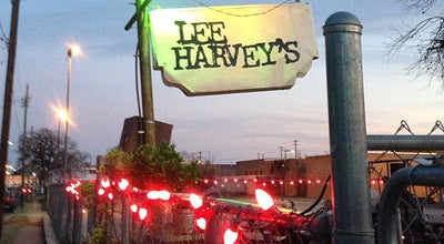 Photo of Dive Bar Lee Harvey's at 1807 Gould St, Dallas, TX 75215, United States