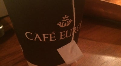 Photo of Coffee Shop Café Europa at Mexico