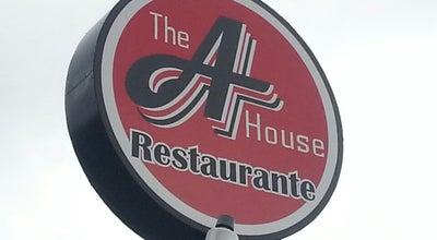 Photo of Gastropub The A House Restaurante at Antiguo Café Delicias, Frente Fishel, Alajuela, Costa Rica