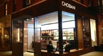 Photo of Snack Place Chobani Soho at 150 Prince St, New York, NY 10012, United States