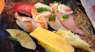 Photo of Sushi Restaurant さんきゅう柏木店 at 大安寺町503-1, 奈良市, Japan