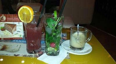 Photo of Cocktail Bar Woodoo Cafe at Miskolc Pláza, Miskolc 3525, Hungary