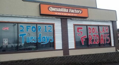 Photo of Mexican Restaurant Quesadilla Factory at 1744 S Gold St, Centralia, WA 98531, United States