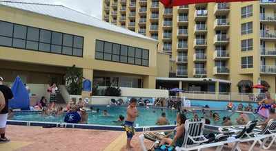 Photo of Beach Plaza Ocean Club Pool Deck at United States