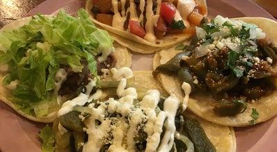 Photo of Mexican Restaurant Los Amigos Taqueria at 1118 Davie St., Vancouver, Bc, Canada