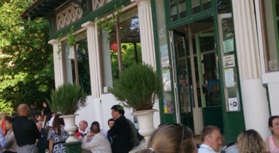 Photo of French Restaurant Rosa Bonheur at 2 Route De La Cascade, Paris 75012, France