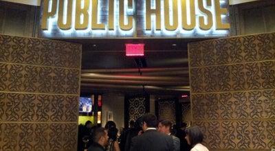 Photo of Gastropub Public House at 3355 Las Vegas Blvd S, Las Vegas, NV 89109, United States