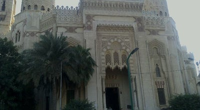 Photo of Mosque المرسي ابو العباس at Alexandria, Egypt