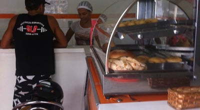 Photo of Bakery Padaria cristalina at Avenida Governador Valadares, 200, Alfenas 37.130-000, Brazil