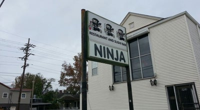 Photo of Sushi Restaurant Ninja at 8433 Oak St, New Orleans, LA 70118, United States