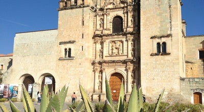 Photo of Historic Site iglesia santo domingo at Mexico