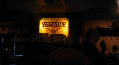 Photo of American Restaurant Beefside at 106 Manchester St, Concord, NH 03301, United States