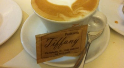 Photo of Cafe Pasticceria Tiffany at Via Spinello, 25, Arezzo 52100, Italy