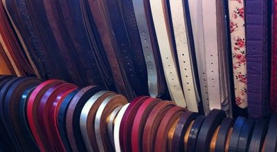 Photo of Other Venue Badichi Belts at 159 Prince St, New York, NY 10012