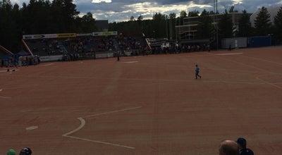 Photo of Baseball Field Hippoksen pesäpallokenttä at Rautpohjankatu 6, Jyväskylä 40700, Finland