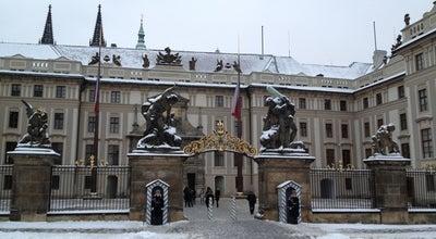 Photo of Palace Starý královský palác at Ke Hradu, Praha 118 00, Czech Republic