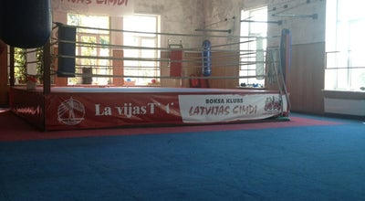 Photo of Boxing Gym Boksa Klubs Latvijas Cimdi at Latvia