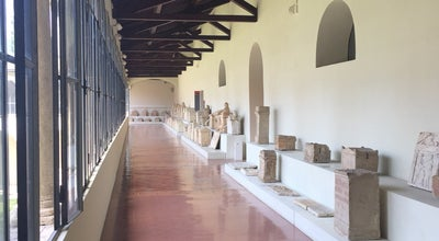 Photo of History Museum Museo Archeologico Nazionale Dell'Umbria at Piazza G. Bruno, 10, Perugia 06121, Italy