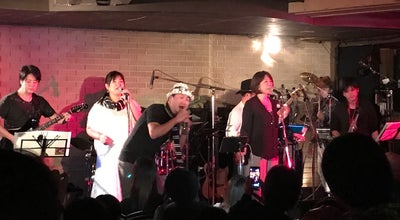 Photo of Rock Club thumbs up at 西区南幸2-1-22, 横浜市, Japan