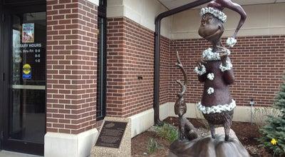 Photo of Library Naper Boulevard Library: NPL at 2035 S Naper Blvd, Naperville, IL 60565, United States