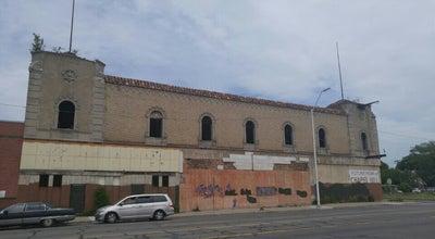 Photo of Rock Club Grande Ballroom at 8952 Grand River, Detroit, MI, United States