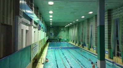 Photo of Pool Юбилейный at Ул. 40 Лет Октября, 31а, Челябинск, Russia