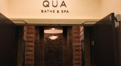 Photo of Spa Qua Baths & Spa at 3570 Las Vegas Blvd. S., Las Vegas, NV 89109, United States