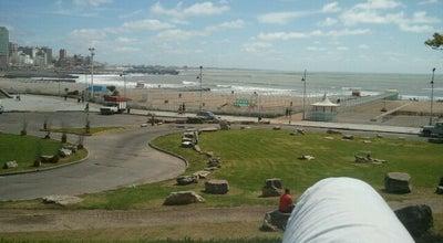 Photo of Beach Terrazas del Mar at Av. Peralta Ramos 500, Mar del Plata, Argentina