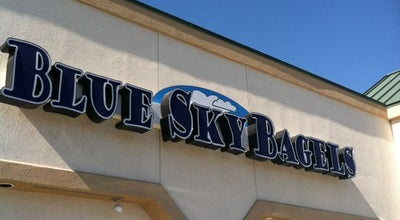 Photo of Bagel Shop Blue Sky Bagel at 3161 E Fairview Ave, Meridian, ID 83642, United States