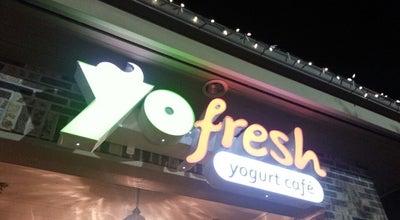 Photo of Ice Cream Shop YoFresh Yogurt Cafe at 8701 S Howell Ave, Oak Creek, WI 53154, United States