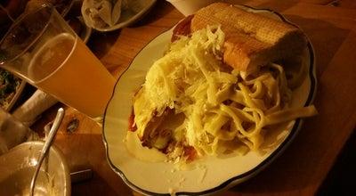 Photo of Italian Restaurant Victoria's Pasta Shop at 327 White St, Norman, OK 73069, United States
