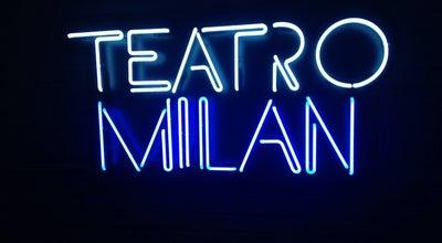 Photo of Theater Teatro Milán at Lucerna 64, México 06600, Mexico