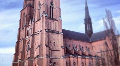 Photo of Church Uppsala Domkyrka at Domkyrkoplan, Uppsala 753 10, Sweden