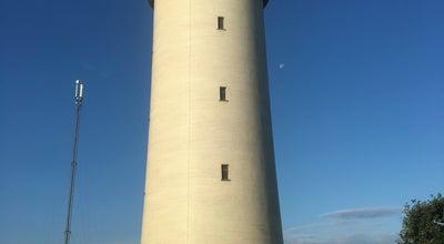 Photo of Monument / Landmark Watertoren (Beaufort03 - Salacia) at Louis Logierlaan, Middelkerke, Belgium