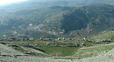Photo of Concert Hall pergamon antik tiyatro at Turkey