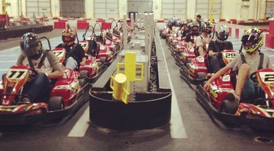 Photo of Go Kart Track K1 Speed Ontario at 5350 Ontario Mills Pkwy, Ontario, CA 91764, United States