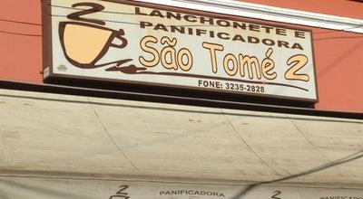Photo of Bakery Lanchonete e Panificadora São Tomé 2 at R. Rui Barbosa, Três Corações 37410-000, Brazil