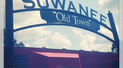 Photo of Historic Site Suwanee Caboose at Suwanee, GA, United States