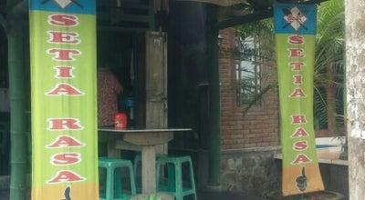 Photo of Asian Restaurant R.M Setia Rasa at Pare, Indonesia