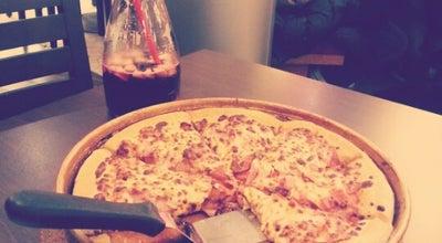 Photo of Pizza Place Pizza Hut at Av. Do Brasil, 561/601, Porto 4150-153, Portugal