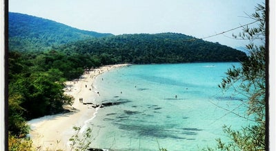Photo of Beach หาดทรายแก้ว (Sai Kaew Beach) at Naval Rating School, Sattahip 20250, Thailand
