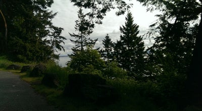Photo of Scenic Lookout Chuckanut Drive at Chuckanut Dr, Bellingham, WA, United States