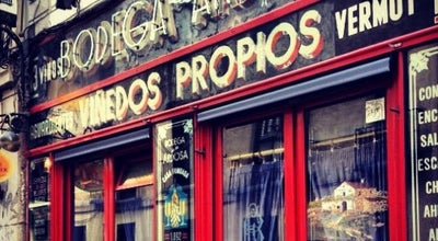 Photo of Bar Bodega La Ardosa at C. Colón, 13, Madrid 28004, Spain