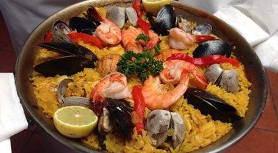 Photo of Paella Restaurant La Paella at 476 S San Vicente Blvd, Los Angeles, CA 90048, United States