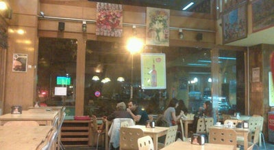 Photo of Fast Food Restaurant Glace Cafe at Paseo Juan Xxiii, Madrid 28040, Spain