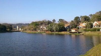 Photo of Lake Lago Norte at Estância Do Barreiro, Araxá, Brazil