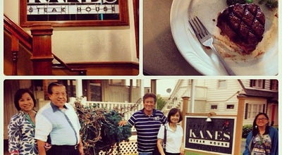 Photo of Steakhouse Citizen Kane's at 133 W Clinton Pl, Kirkwood, MO 63122, United States